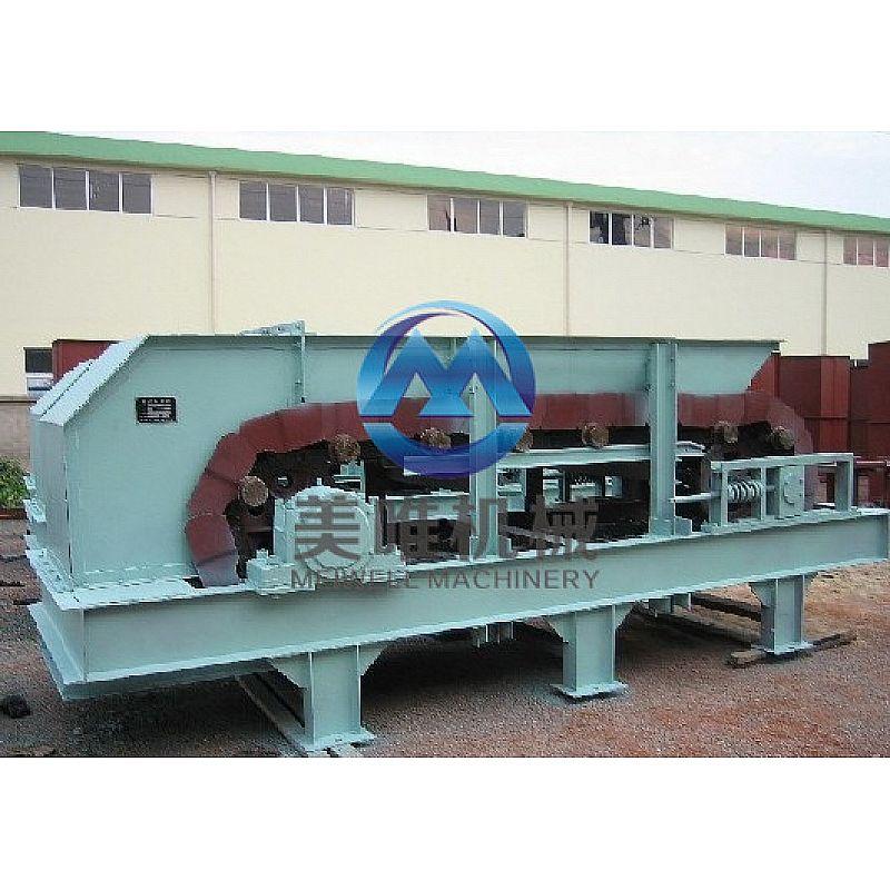 MZF air-tight buried scraper conveyor
