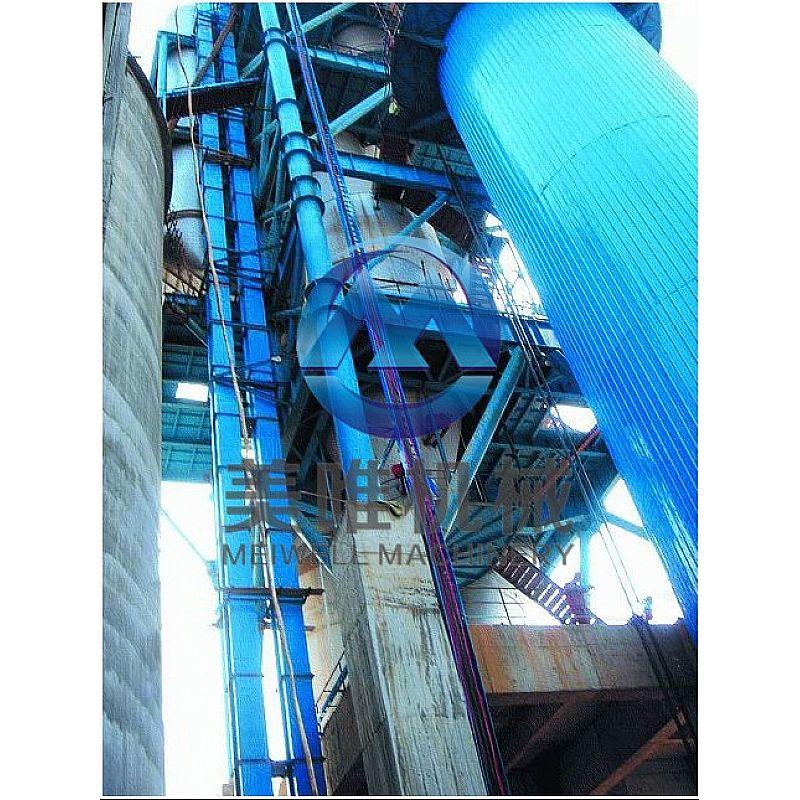 N-TGD steel rope core belt bucket elevator