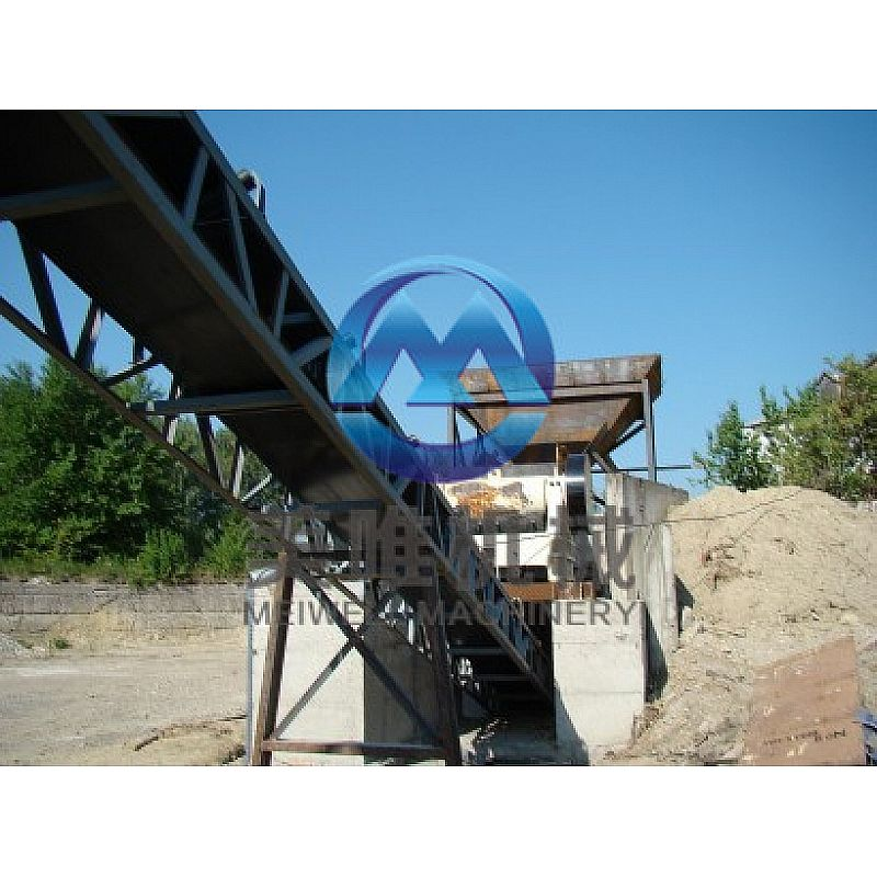 QD80 light stationary belt conveyor