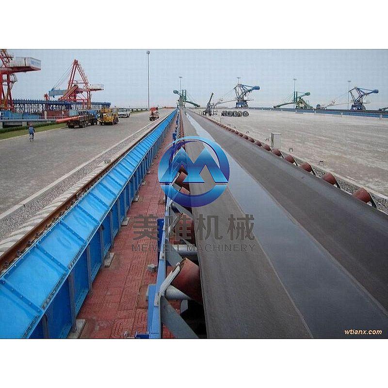 DX stationary belt conveyor