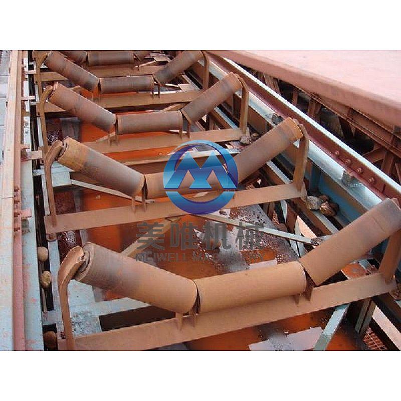 TD75 stationary belt conveyor